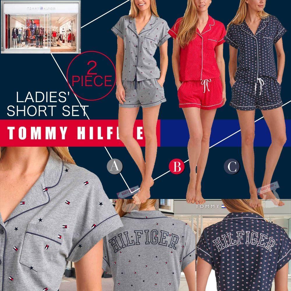 圖片 Tommy Hilfiger 女裝睡衣套裝