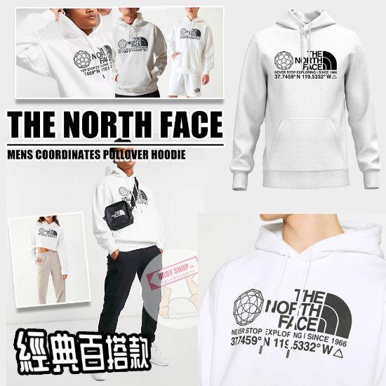 圖片 *貨品已截單*A P4U 11中:The North Face 衛衣白色