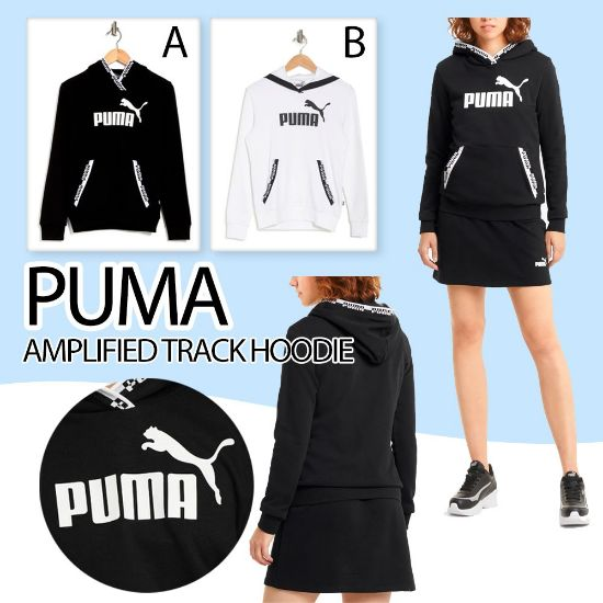 圖片 *貨品已截單*A P4U 11 底:PUMA經典大logo中童衛衣