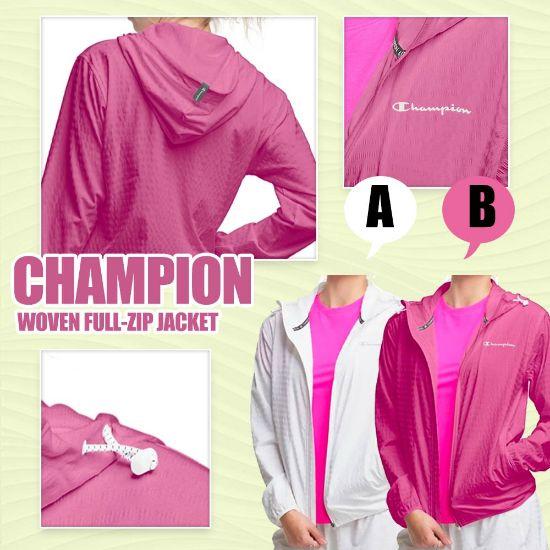 圖片 *貨品已截單*A P4U 11 底:Champion女裝休閒外套
