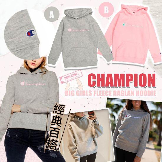 圖片 *貨品已截單*A P4U 11 底:Champion  Fleece Raglan 中童衛衣