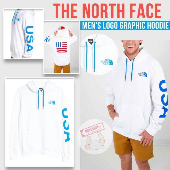 圖片 *貨品已截單*A P4U 11 底:The North Face Men's Logo 衛衣
