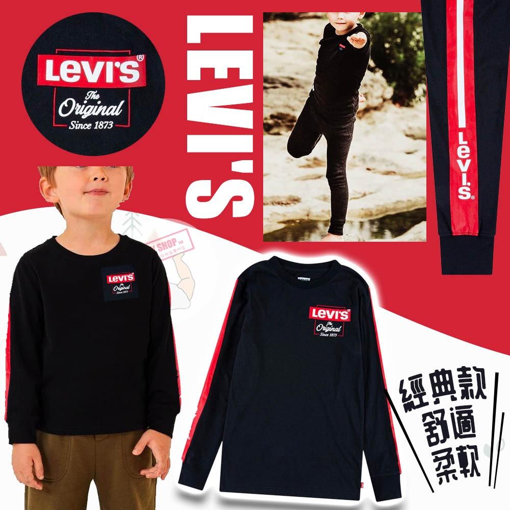 圖片 *貨品已截單*A P4U 11 底:Levi's logo T-shirt長袖