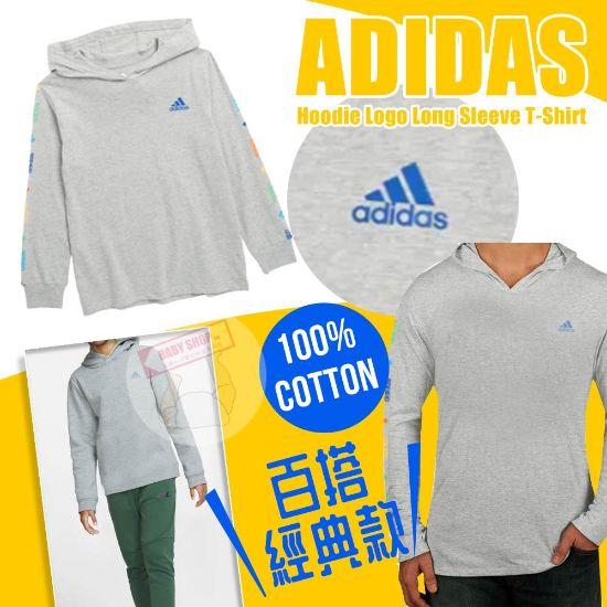 圖片 *貨品已截單*A P4U 11 底:Adidas中童長袖連帽