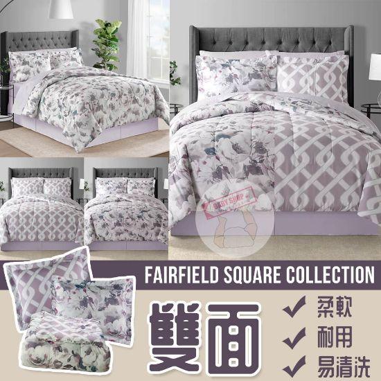 圖片 *貨品已截單*A P4U 12頭:Fairfield Square Collection八件套QUEEN SIZE