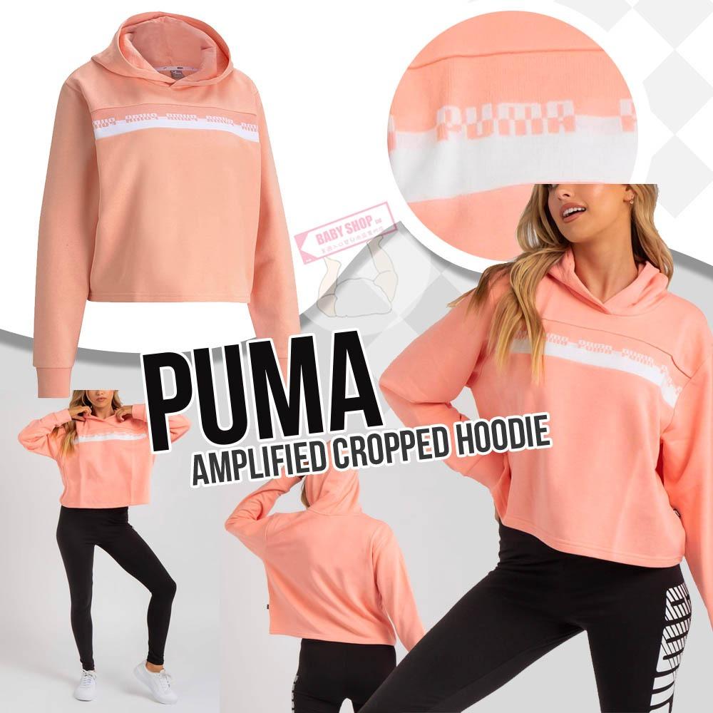 圖片 *貨品已截單*A P4U 12頭:PUMA女裝衛衣