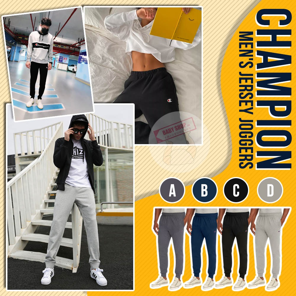 圖片 *貨品已截單*A P4U 12頭:Champion男裝休閒褲