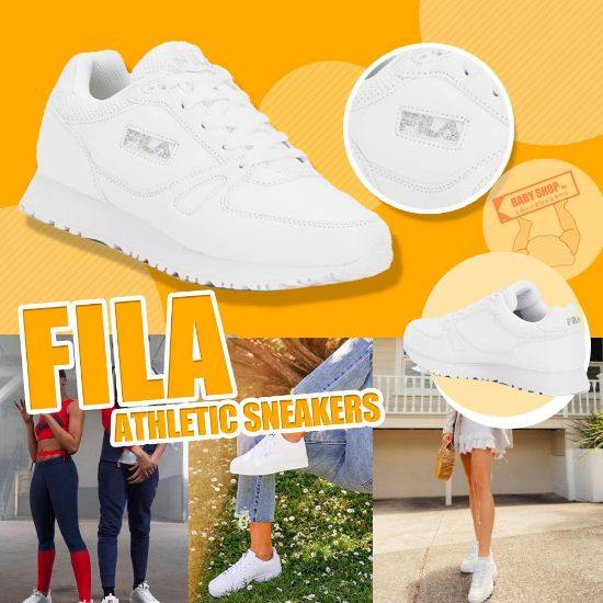 圖片 *貨品已截單*A P4U 12頭:fila運動女鞋