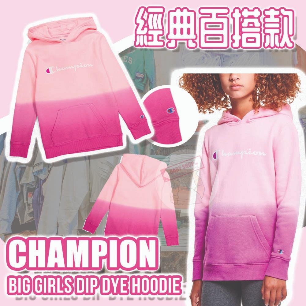 圖片 *貨品已截單*A P4U 12頭:Champion漸變衛衣女童(L碼)