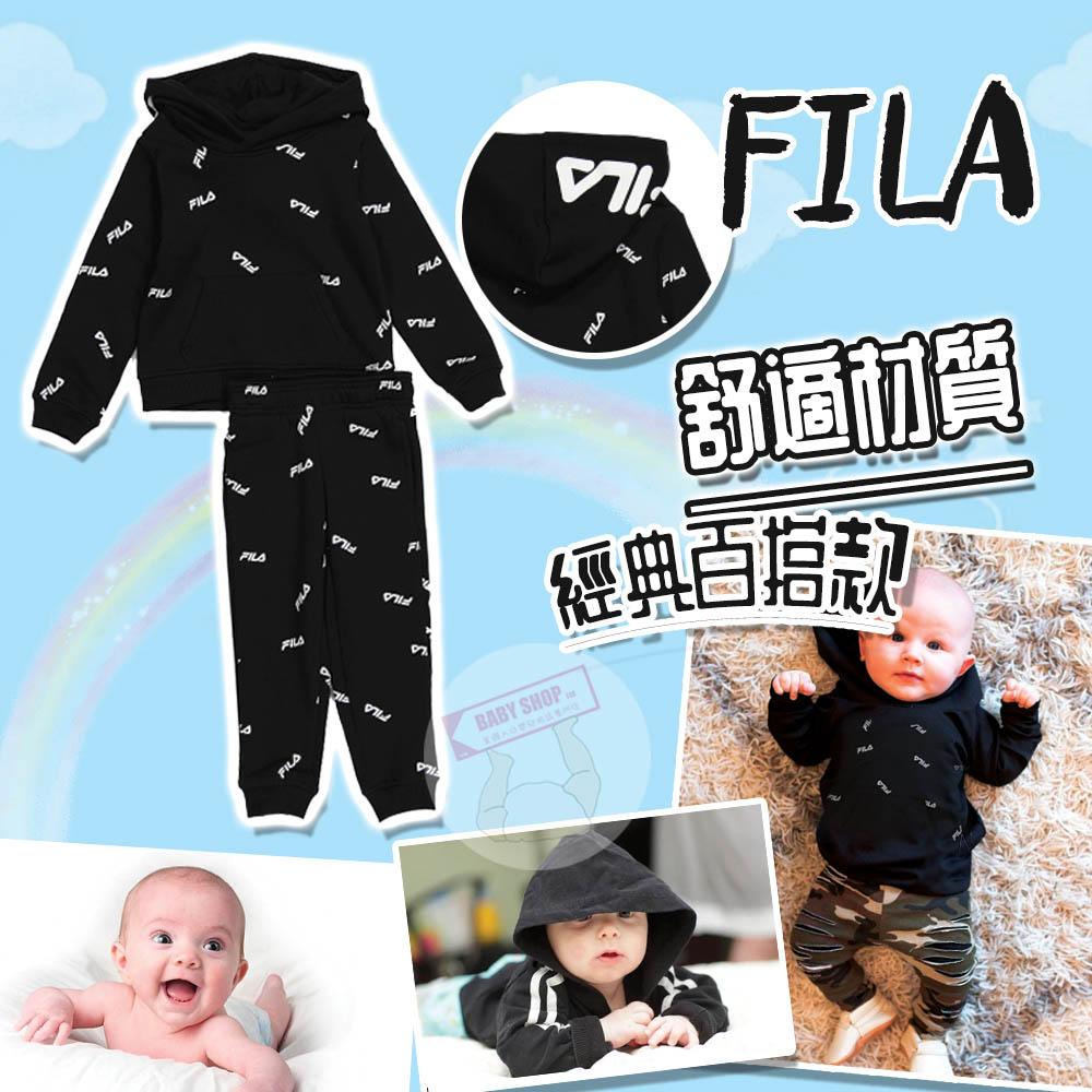 圖片 *貨品已截單*A P4U 12頭:FILA小童套裝男
